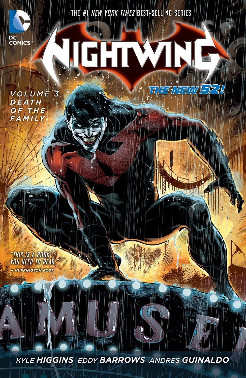 Nightwing: Death of the Family (Collected)