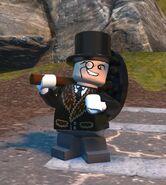 Oswald Cobblepot Lego Batman 0001