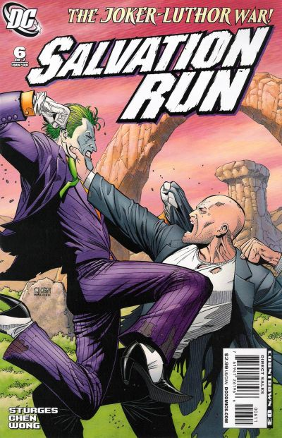 Salvation Run Vol 1 6