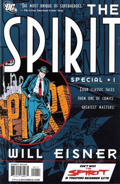 Spirit Special Vol 1 1