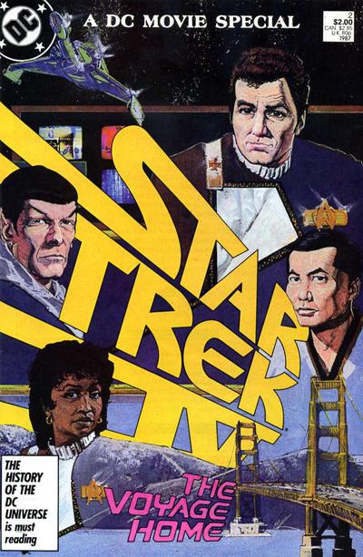 Star Trek IV: The Voyage Home Vol 1 1