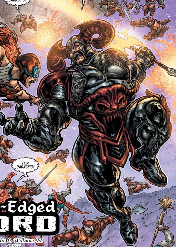 Steppenwolf (Injustice)