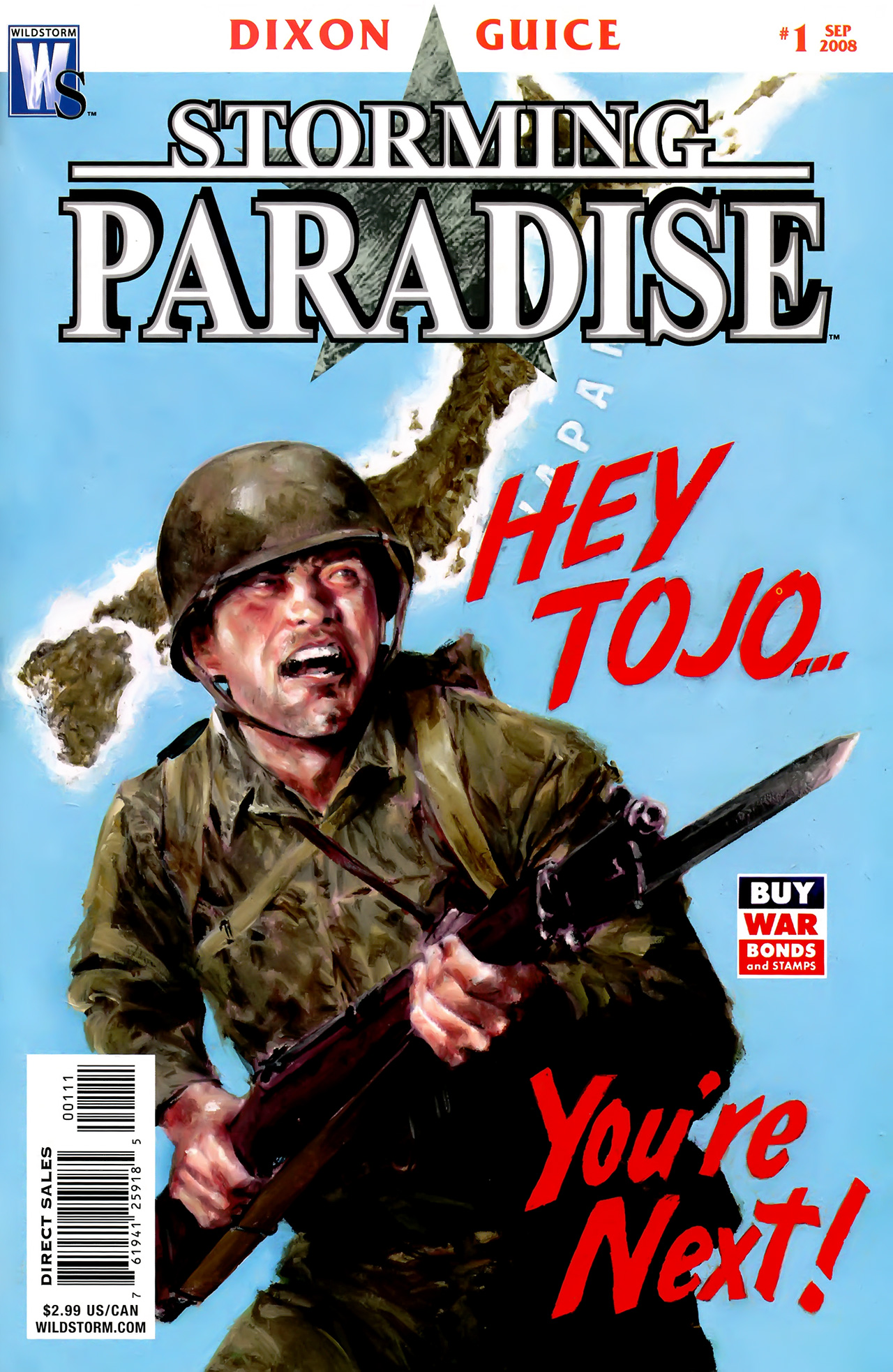 Storming Paradise Vol 1