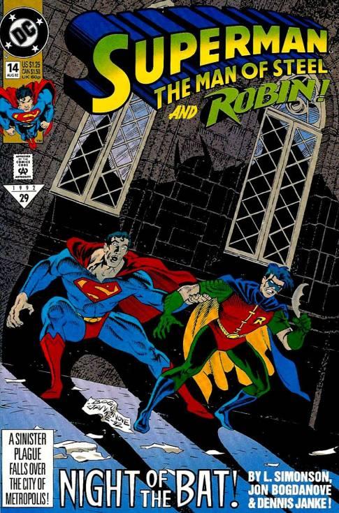Superman: The Man of Steel Vol 1 14