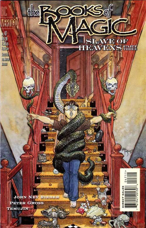 The Books of Magic Vol 2 47