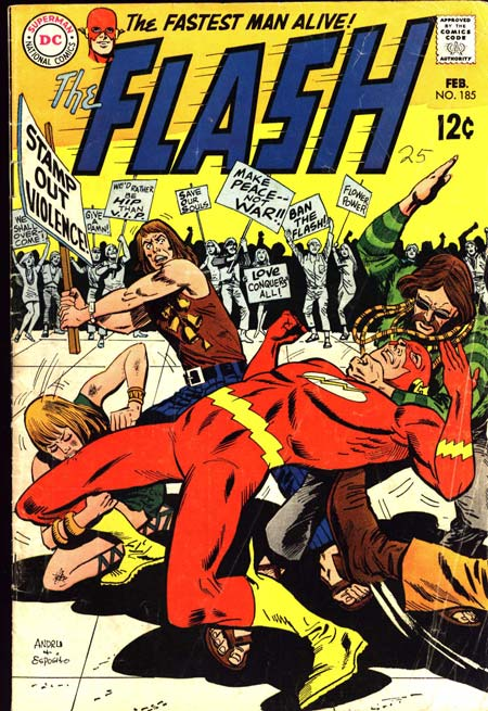 The Flash Vol 1 185