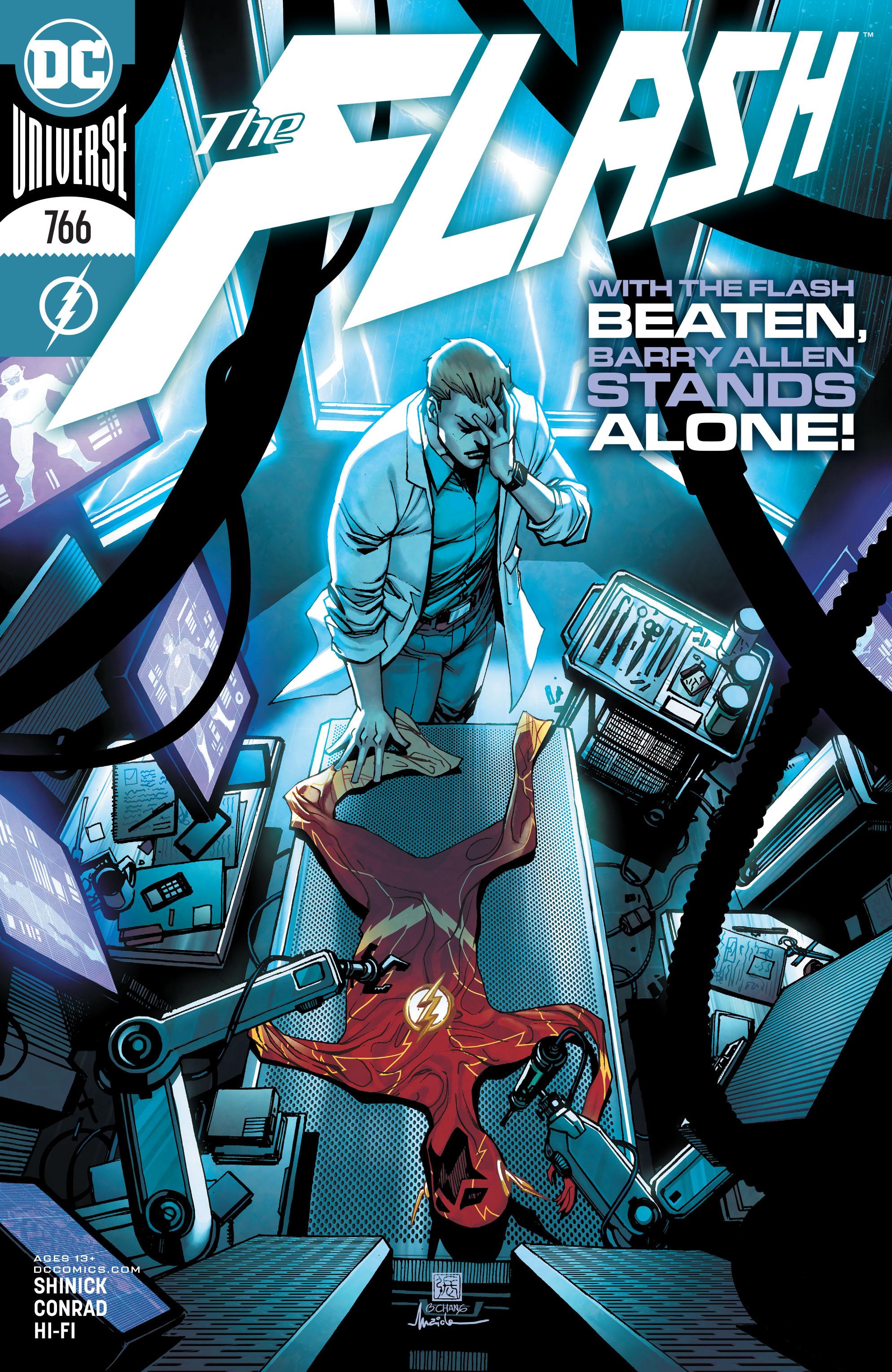 The Flash Vol 1 766