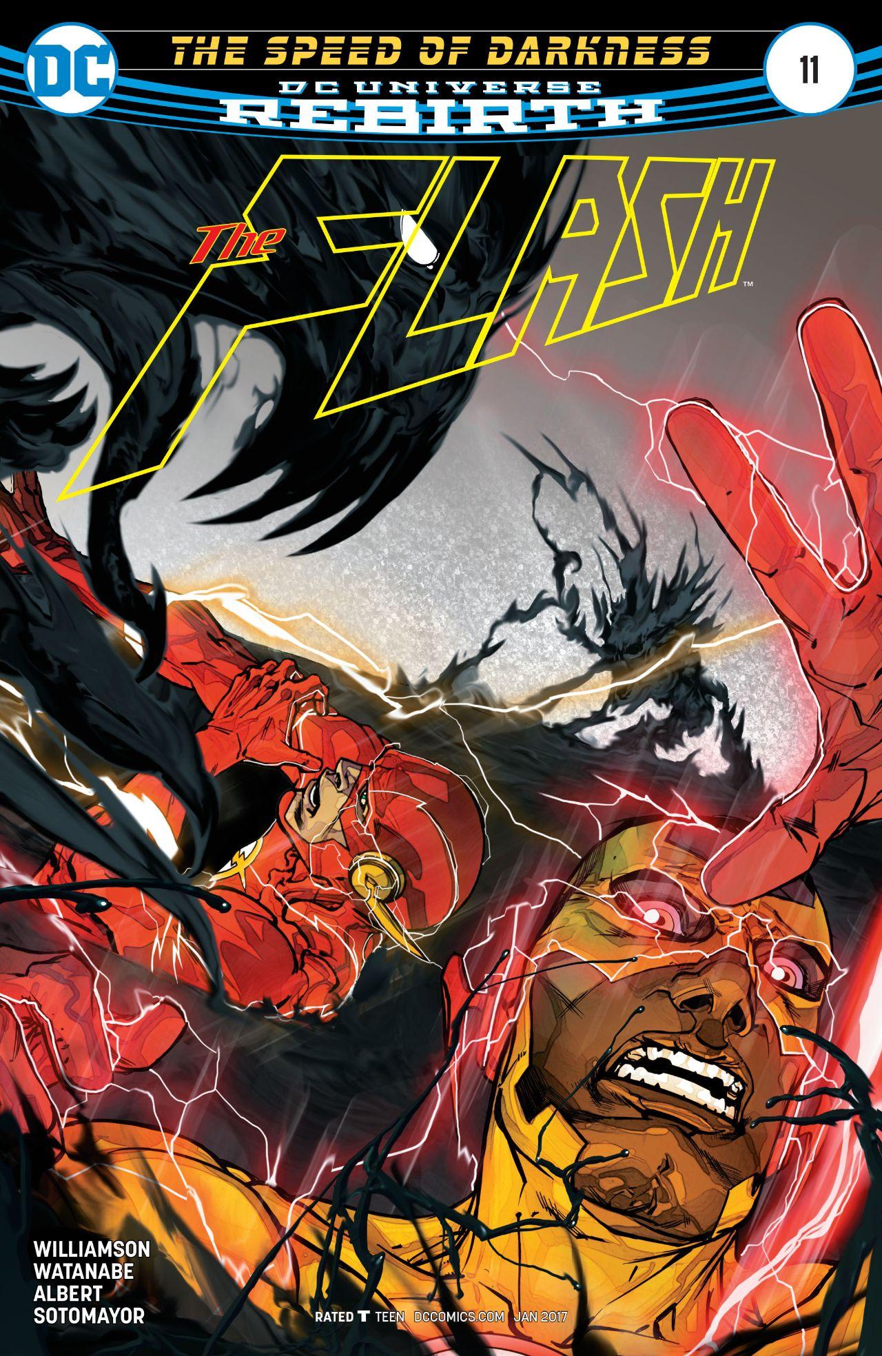 The Flash Vol 5 11