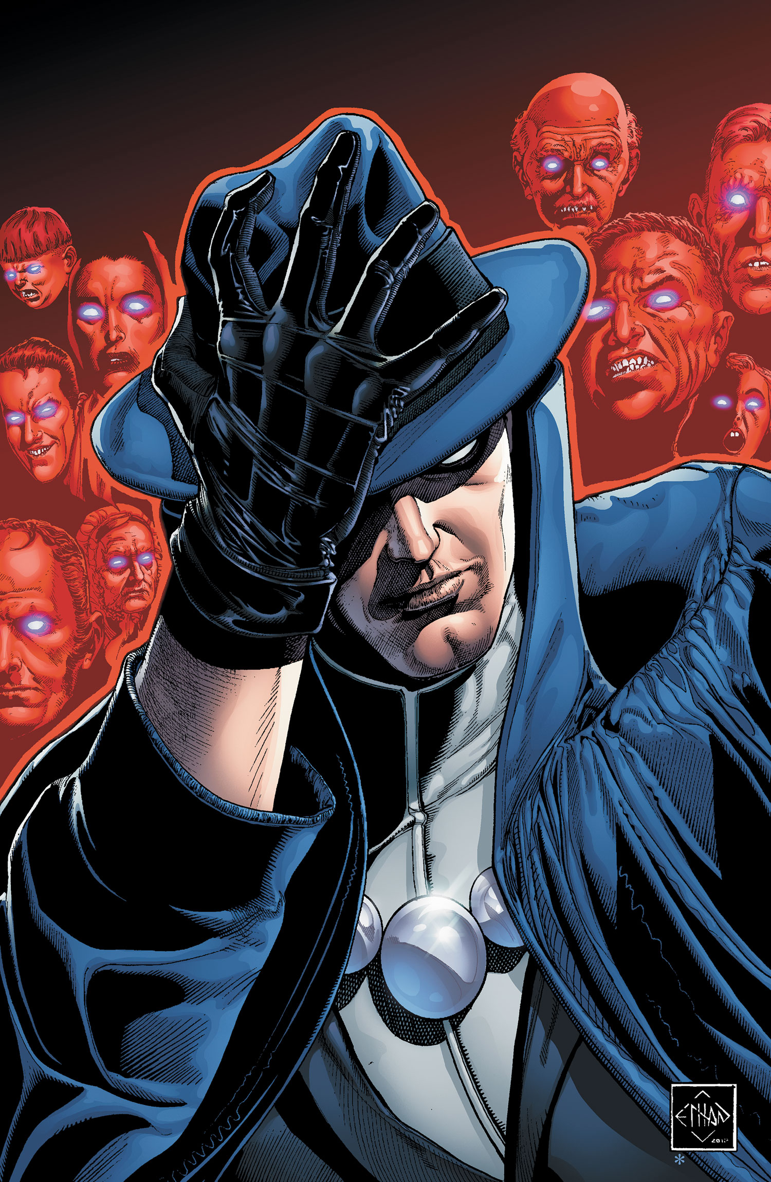 Phantom Stranger (Prime Earth)