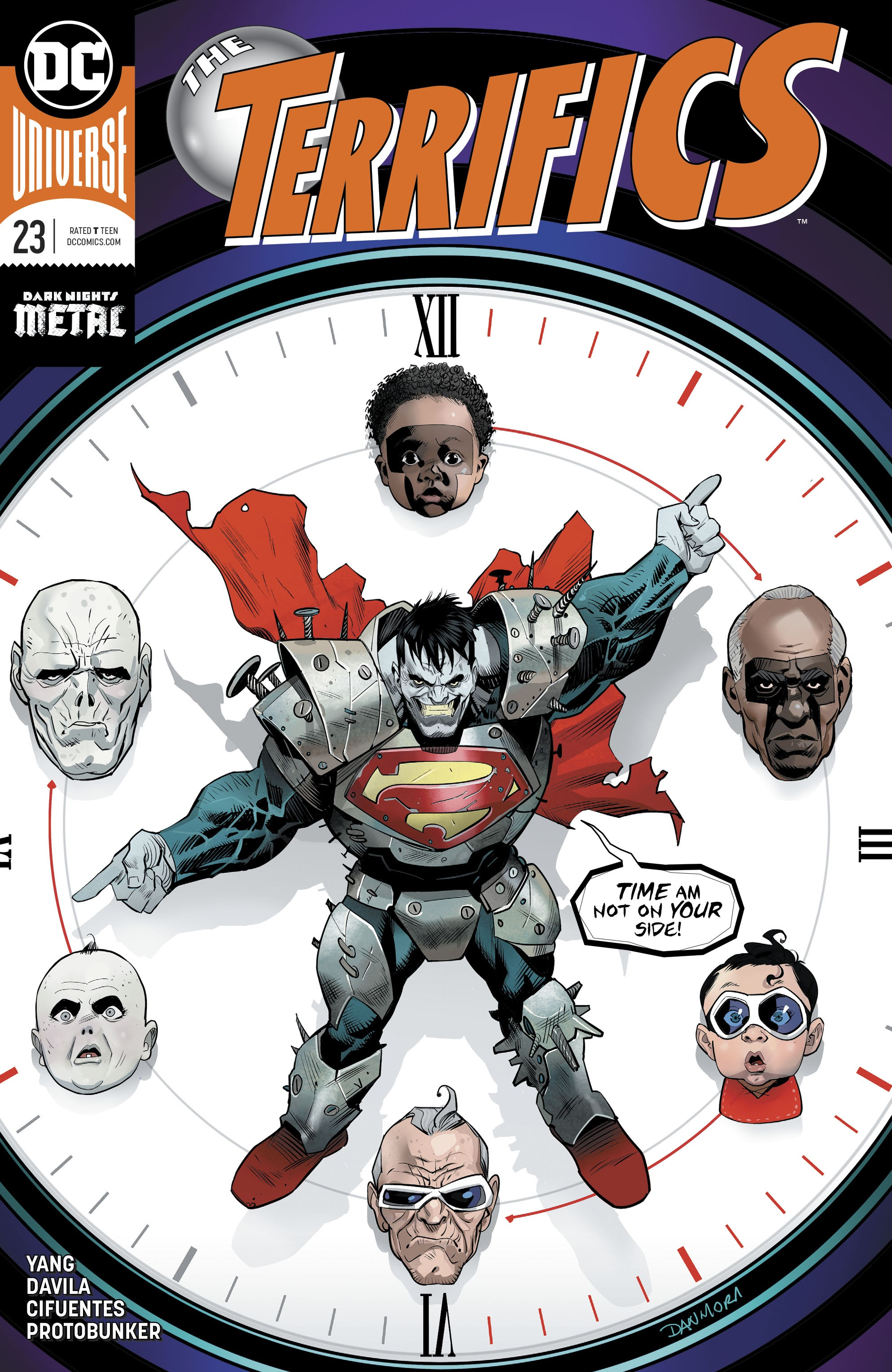 The Terrifics Vol 1 23