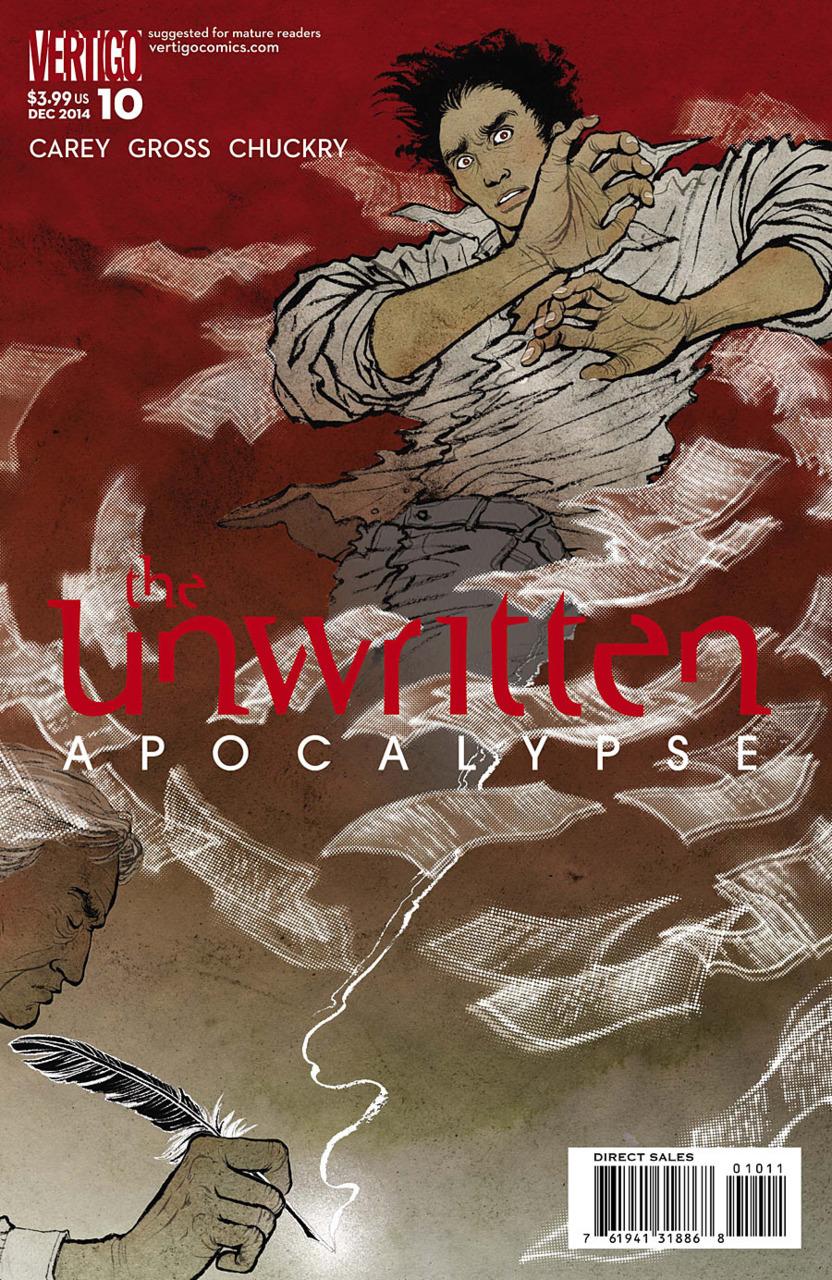 Unwritten: Apocalypse Vol 1 10