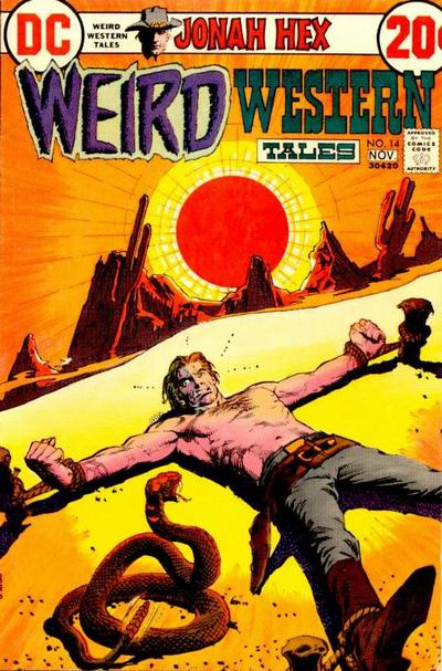 Weird Western Tales Vol 1 14