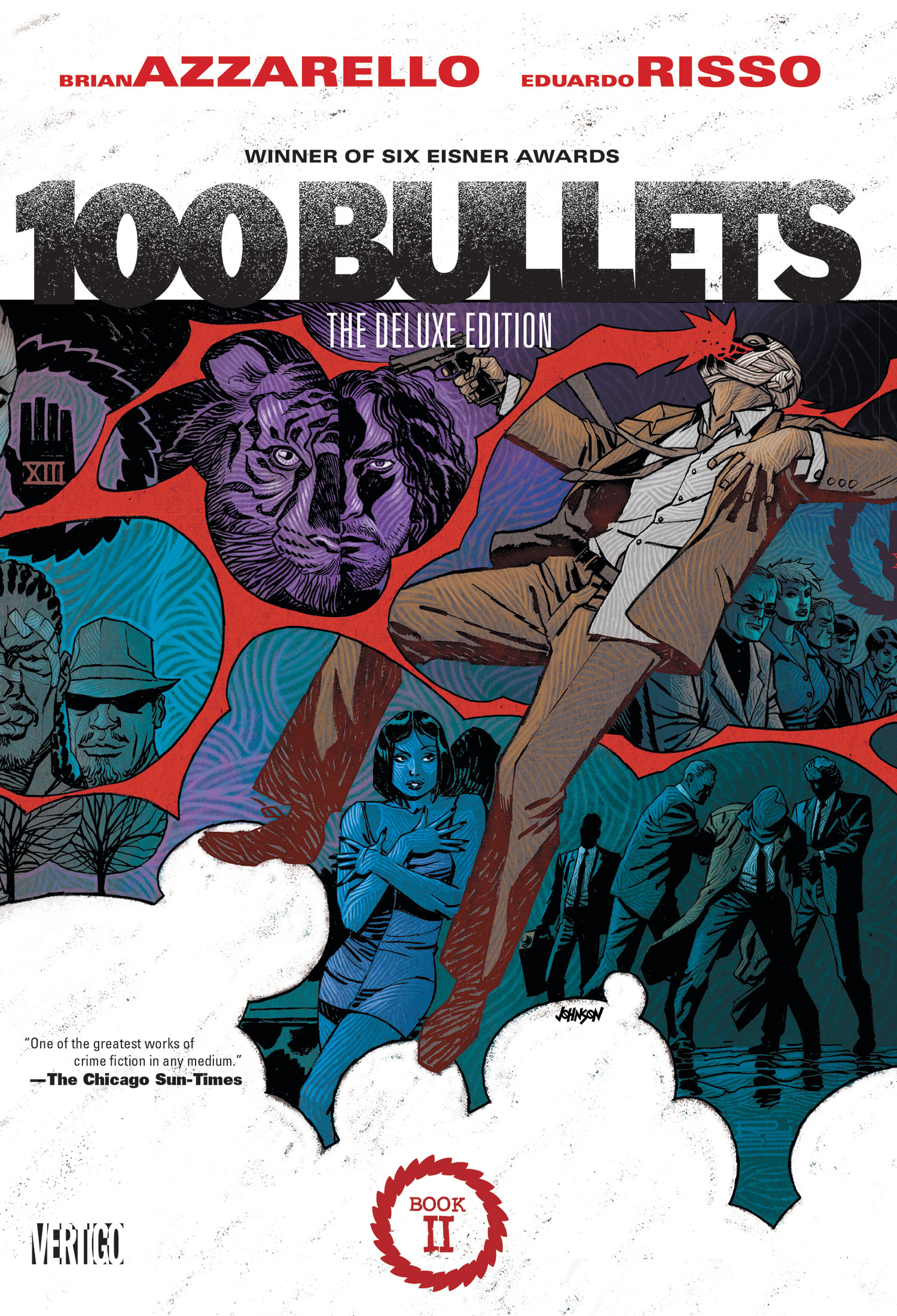 100 Bullets: Book Two (Collected)