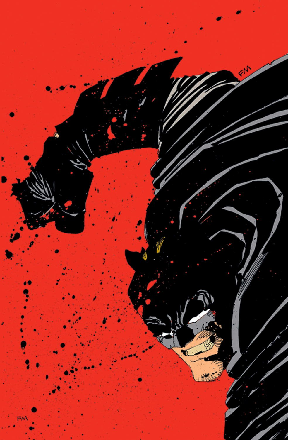 Absolute Dark Knight (Collected)