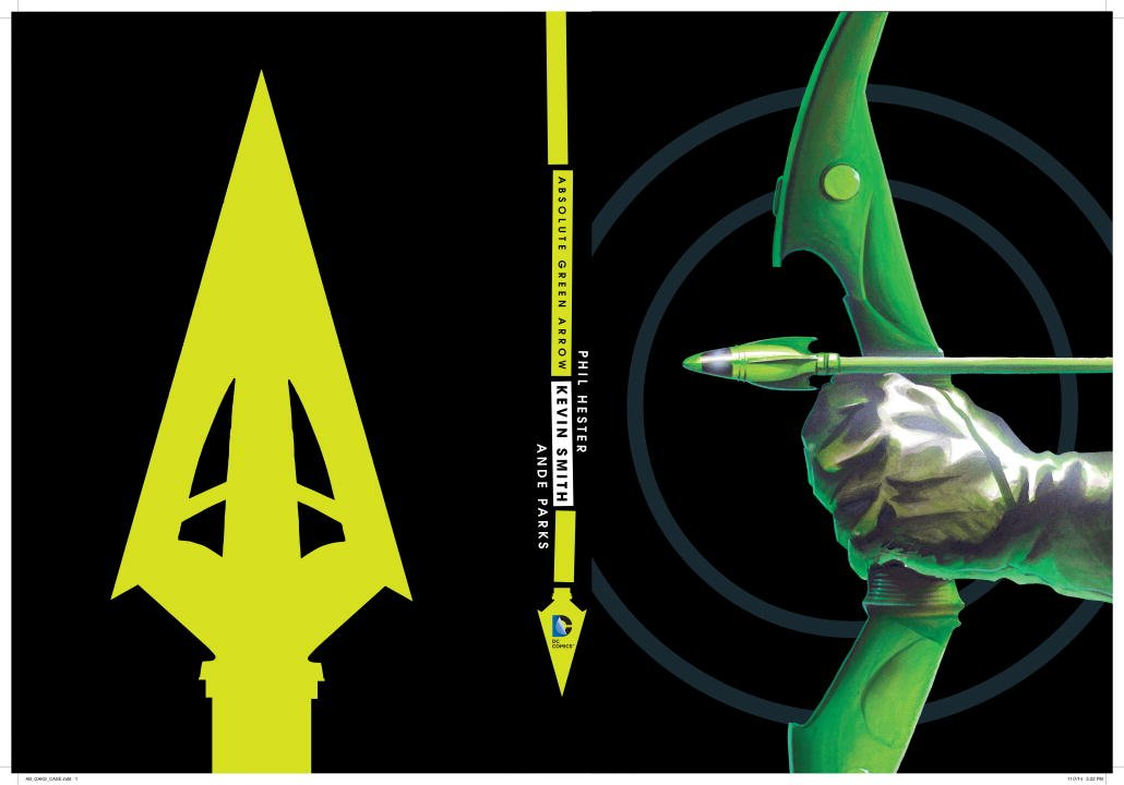 Absolute Green Arrow by Kevin Smith (Collected)