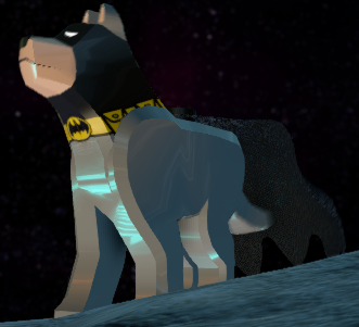 Ace the Bat-Hound (Lego Batman)