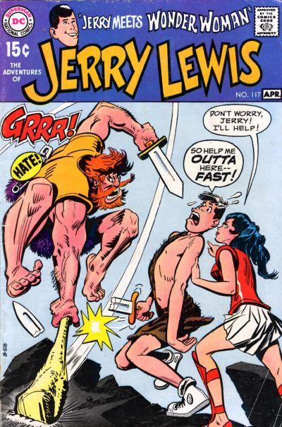 Adventures of Jerry Lewis Vol 1 117