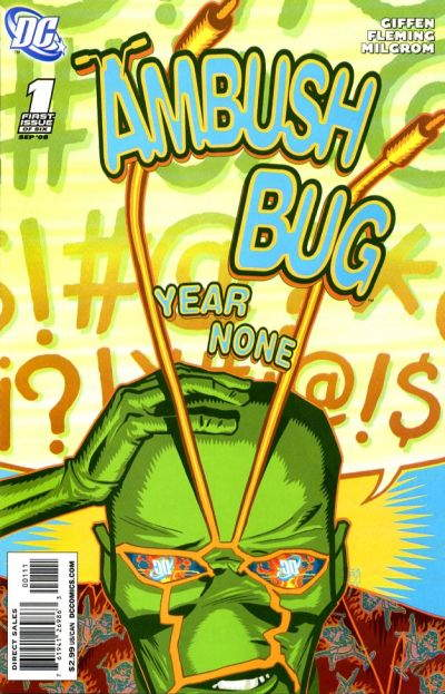 Ambush Bug: Year None Vol 1 1