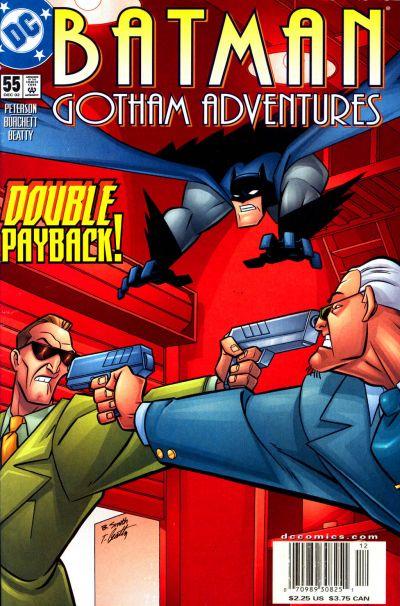 Batman: Gotham Adventures Vol 1 55