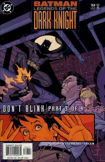 Batman: Legends of the Dark Knight Vol 1 166