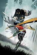 Batman and Robin Vol 2 9 Textless