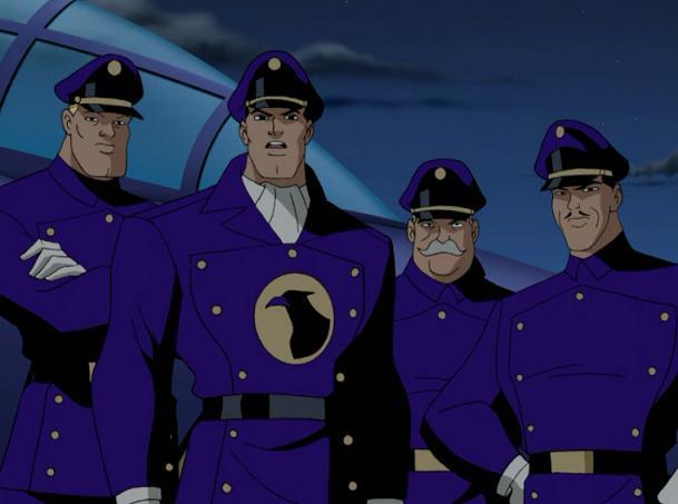 Blackhawk Squadron (DCAU)