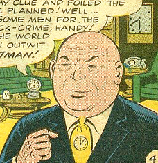 Clockmaster (Earth-One)