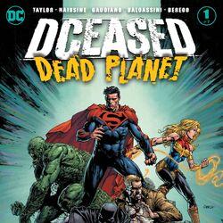 DCeased: Dead Planet Vol 1