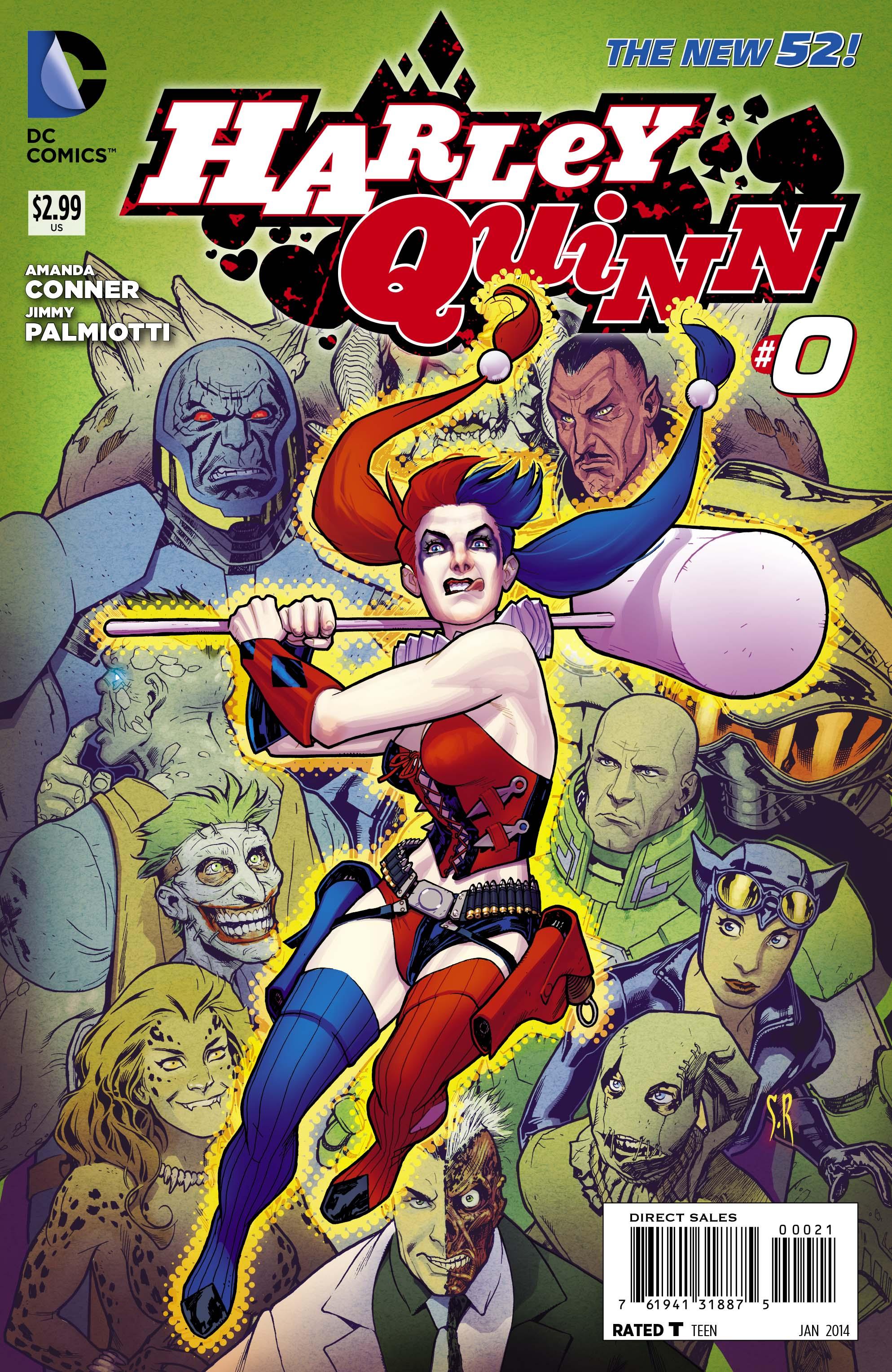 Harley Quinn Vol 2 0 Variant.jpg