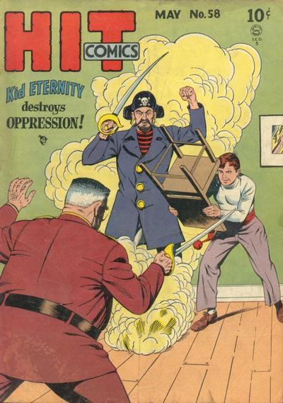 Hit Comics Vol 1 58