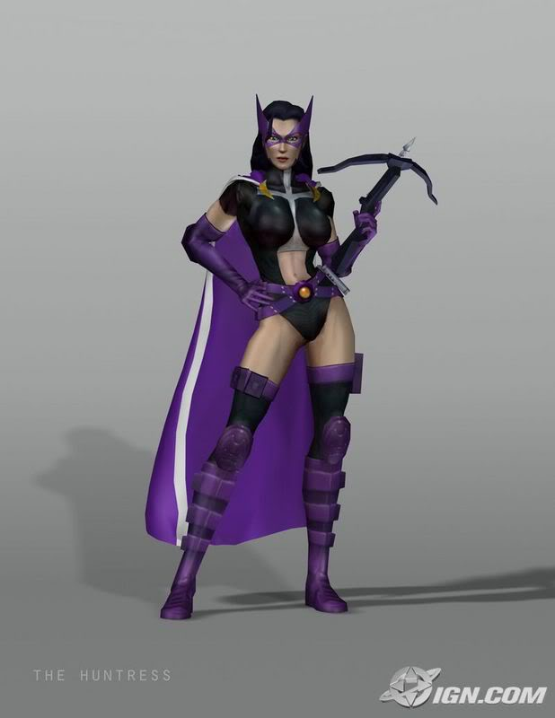 Helena Bertinelli (Justice League Heroes)