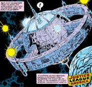 Justice League Satellite