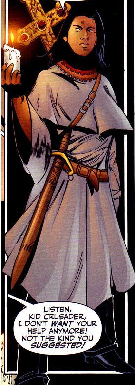 Kid Crusader (New Earth)