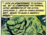 Kryptonite Man (Earth-One)