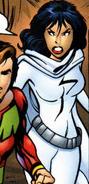 Phantom Girl Superboy's Legion 001