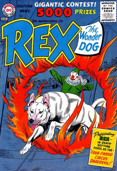 Adventures of Rex the Wonder Dog Vol 1 28