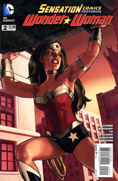 Sensation Comics Featuring Wonder Woman Vol 1 2
