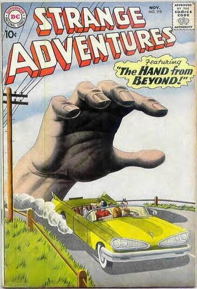 Strange Adventures Vol 1 110