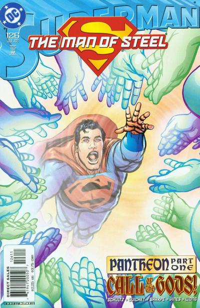 Superman: The Man of Steel Vol 1 126
