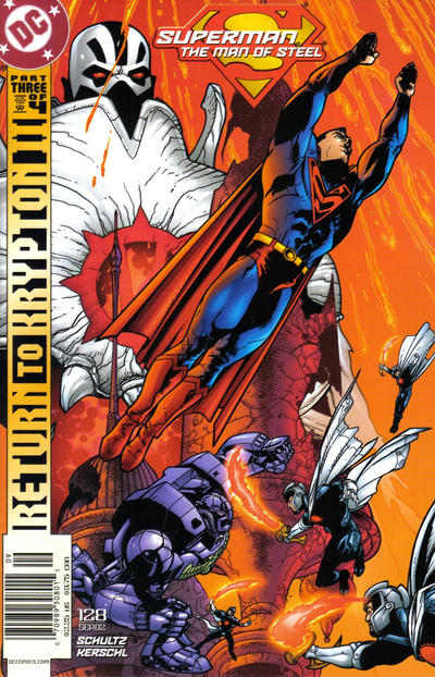 Superman: The Man of Steel Vol 1 128