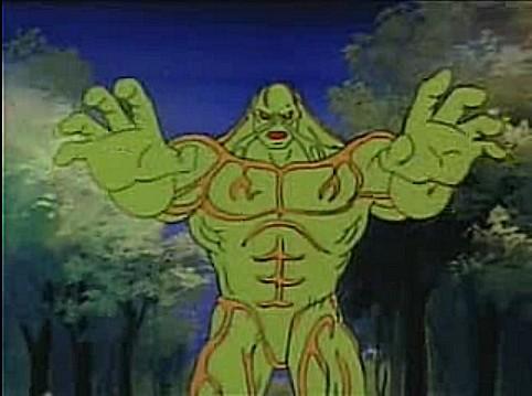Alec Holland (Swamp Thing 1991 TV Series)