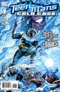 Teen Titans- Cold Case Vol 1 1