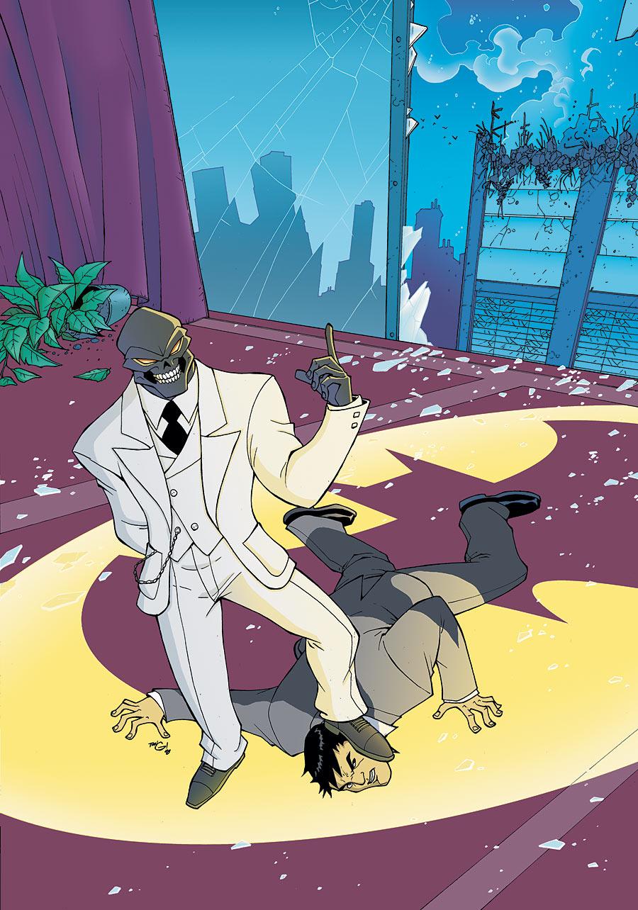 The Batman Strikes! Vol 1 47 Textless.jpg