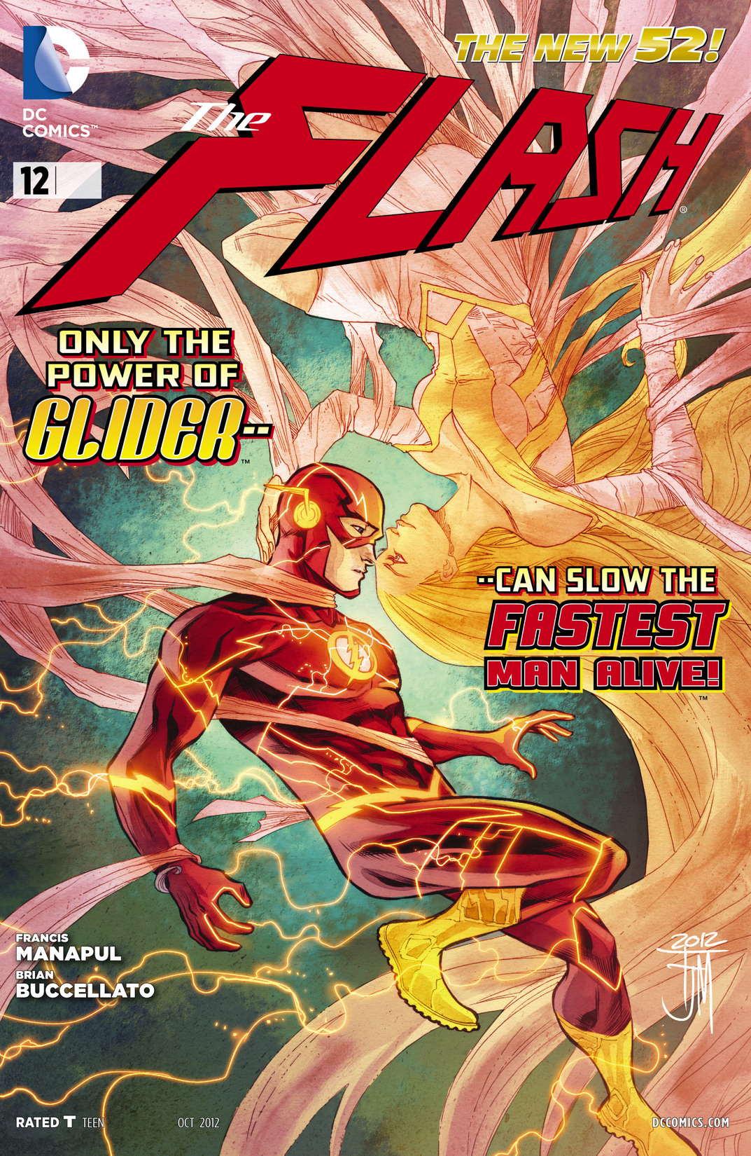 The Flash Vol 4 12