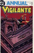 Vigilante v.1 Annual 1
