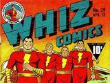 Whiz Comics Vol 1 29