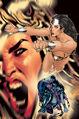 Wonder Woman Paradise Found TPB Textless