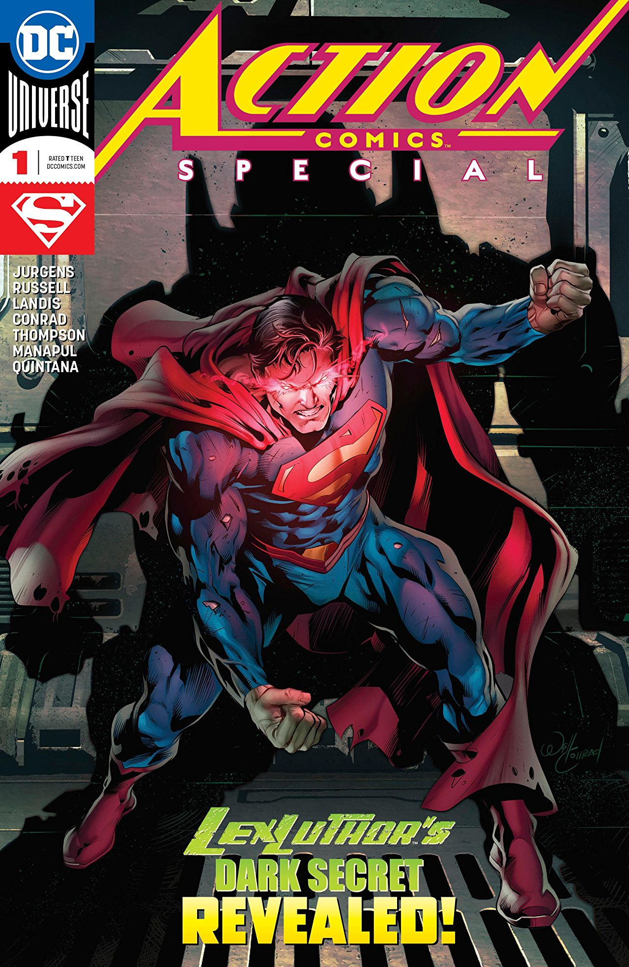 Action Comics Special Vol 1 1
