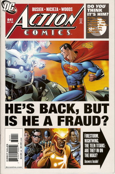 Action Comics Vol 1 841