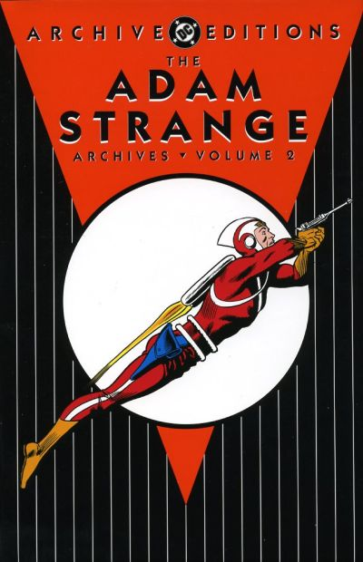 The Adam Strange Archives Vol. 2 (Collected)